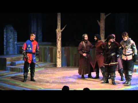 Shakespeare's Henry V (part 1 of 2)