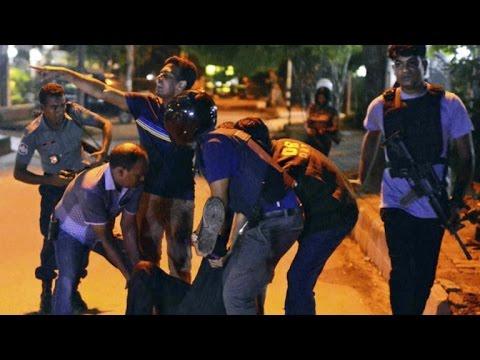 26 killed in Bangladesh restaurant terrorist attack