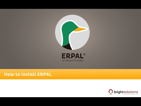 00 ERPAL for Service Providers - Installation