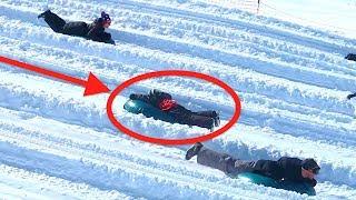 Snow Tubing - KIDS SNOW TUBING!!