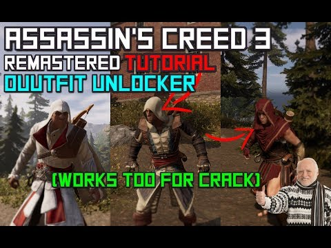 Assassin S Creed Iii Remastered Uplay Outfits Unlocker Tested