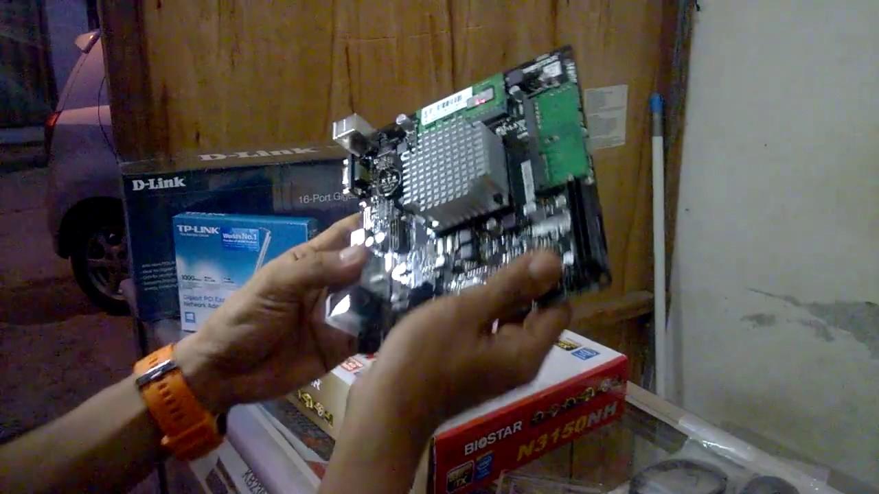 Biostar N3150NH Realtek Audio Drivers for Windows 10