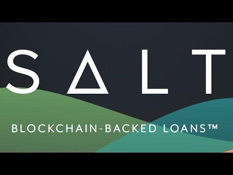 Viability of salt cryptocurrency