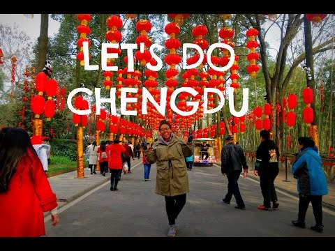 LETS DO CHENGDU | Living in China: VLOG 17