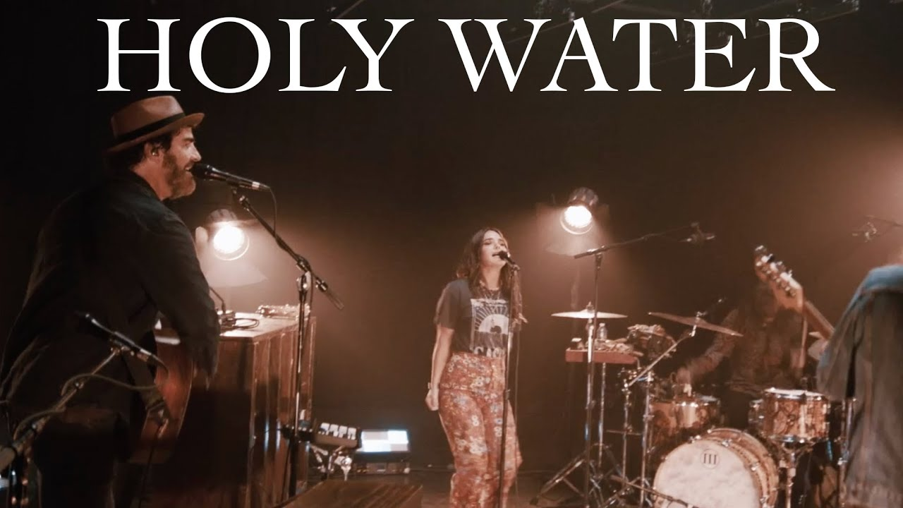 We The Kingdom - Holy Water (Live Album Release Concert)