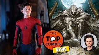 ¿Spider-Man se queda? I Serie de Moon Knight I Eternals