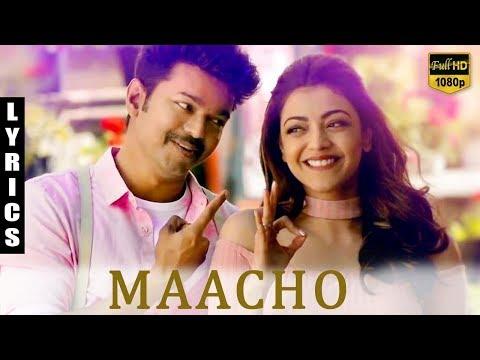 Mersal Song - Maacho Tamil Lyric Video Review | Vijay, Kajal Agarwal, AR Rahman, Samantha