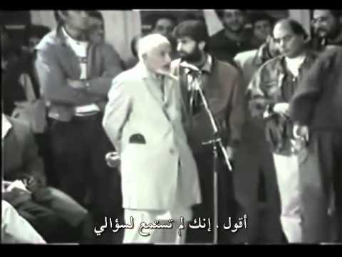 هل قال المسيح بلسانه أنا الله , إعبدوني !؟ - الإجابة من فم قس !!
