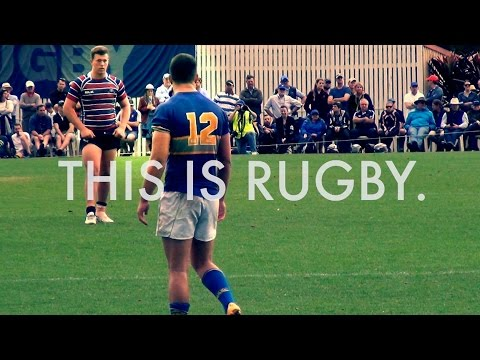 This is RUGBY | GPS 1st XV 2015