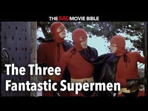 The Three tastic Supermen 1967 Just Love to Jump