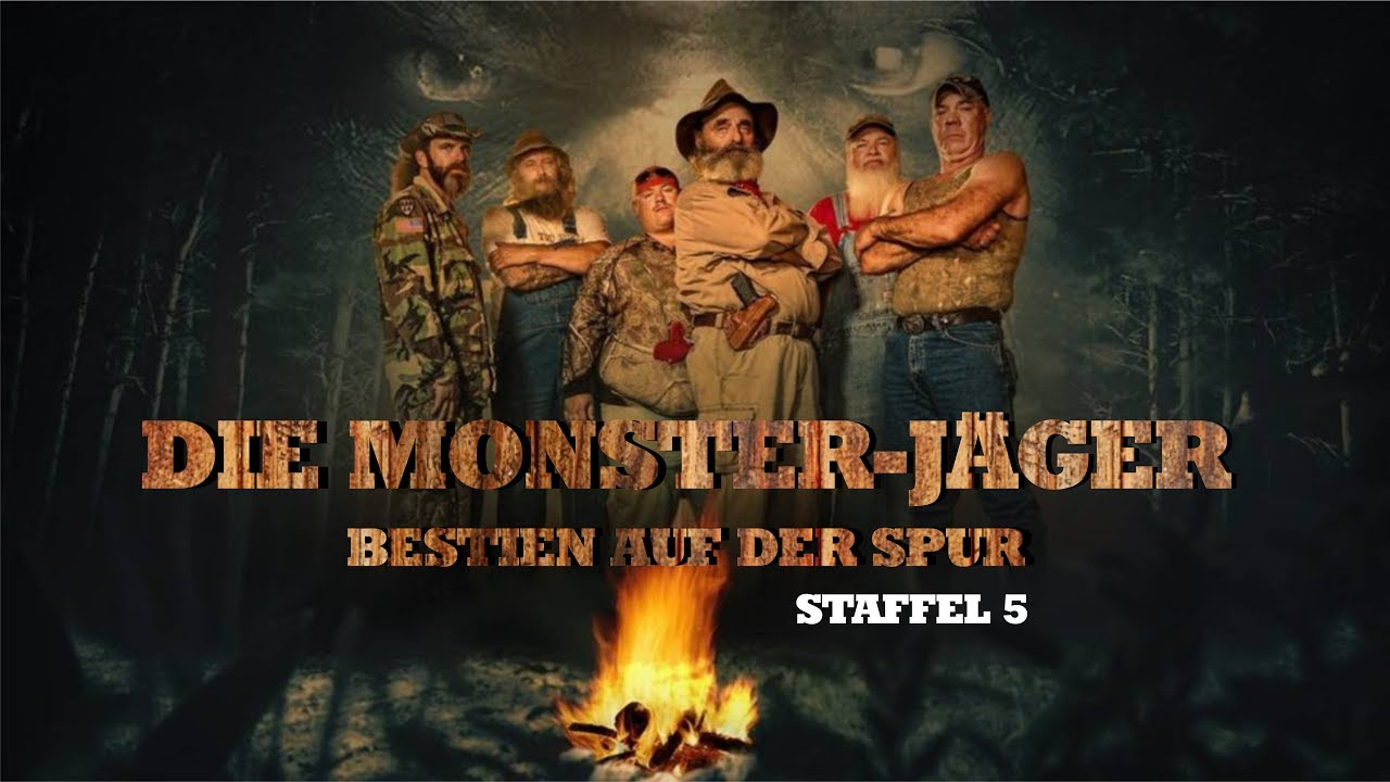 Monsterjäger Staffel 5 Deutsch