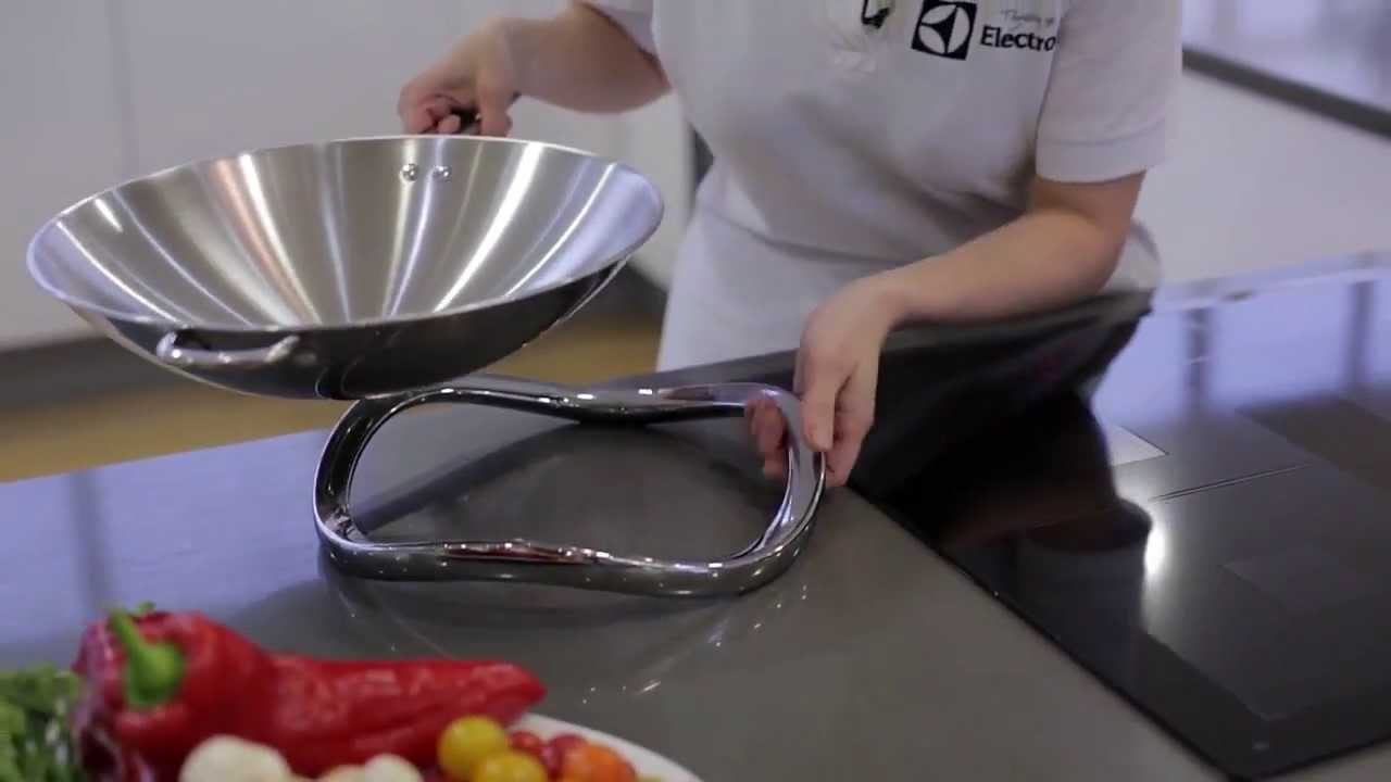 Inducci n wok precio cocinar con wok y una - Cocinar con wok en vitroceramica ...