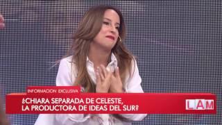 Lourdes Sánchez confesó que se calentaba cuando bailaba con Fer Dente