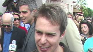 Confessions Of A Dangerous Mind: Sam Rockwell Exclusive Interview