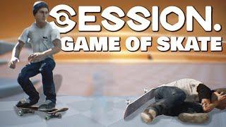 Session: GAME OF SKATE - Nightspeeds VS JL Nightmare