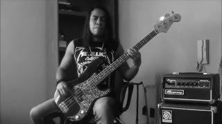 """Metallica - """"Battery"""" Bass Cover"""