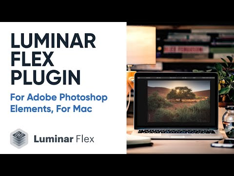 Luminar Flex Plugin For Adobe Photoshop Elements — Mac | Installing And Activating