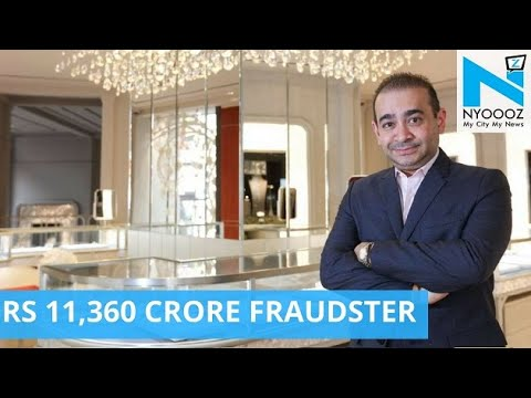 PNB Scam: Everything About Nirav Modi's Business And Assets   NYOOOZ TV