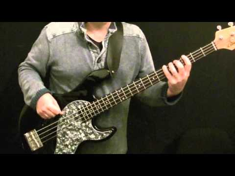 How To Play Bass Guitar To Another Brick In The Wall Youtube