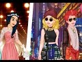 Princess Street Style VS High Fashion (Принцессы Диснея битва стилей)