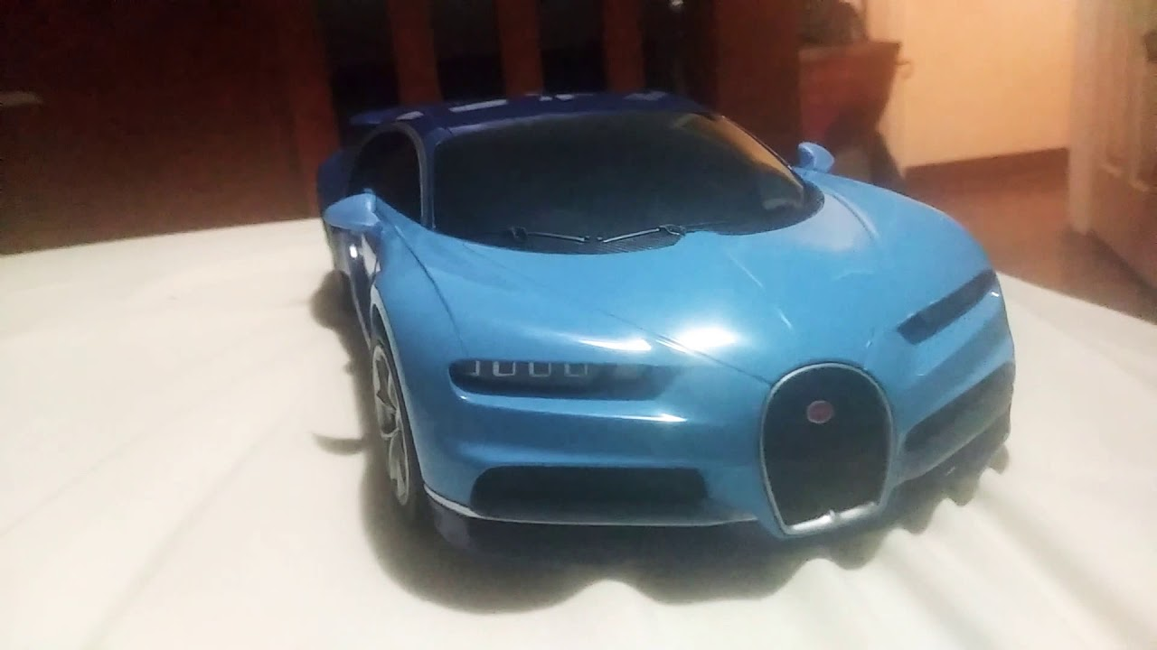 Bugatti Chiron Rc Car Sorry If The Quality Is As Hell