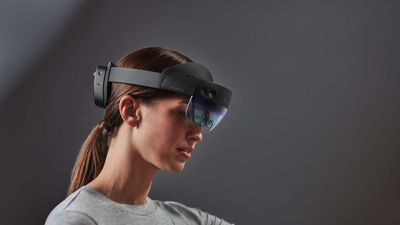 360 VR, augmented reality goggles, Microsoft HoloLens 2