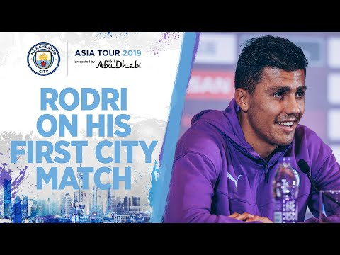 ASIA TOUR | Pep & Rodri Pre-match Press Conference