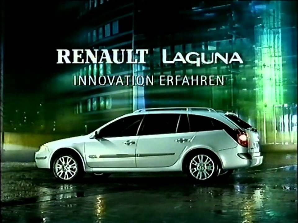 renault laguna werbung 2001 youtube. Black Bedroom Furniture Sets. Home Design Ideas