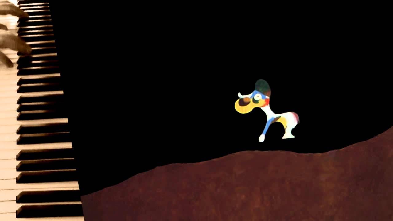 Imaginant Miró Nocturn Ignasi Terraza Trio Gos Bordant A La Lluna