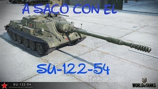 World of Tanks | Terminando con la SU-122-54