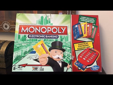 HOW TO PLAY MONOPOLY ELECTRONIC BANKING || REVIEW AND COMPLETE GUIDE || UNBOX WITH FAAZ ||