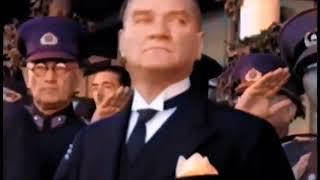 Mustafa Kemal Atatürk - Paşa'mızı hiç böyle görmediniz !!!