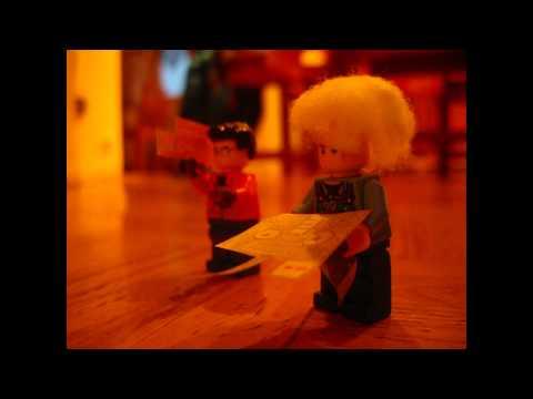 Retour Vers Le Futur LEGO.mp4 Sylar