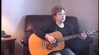 Glenda Nicol Singing Cowboy Lovin Night Tanya Tucker Song