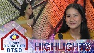 Sheena, ipinakita ang kanyang talent kay Kuya | Day 10 | PBB OTSO