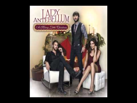 Lady Antebellum   Silver Bells A Merry Little Christmas
