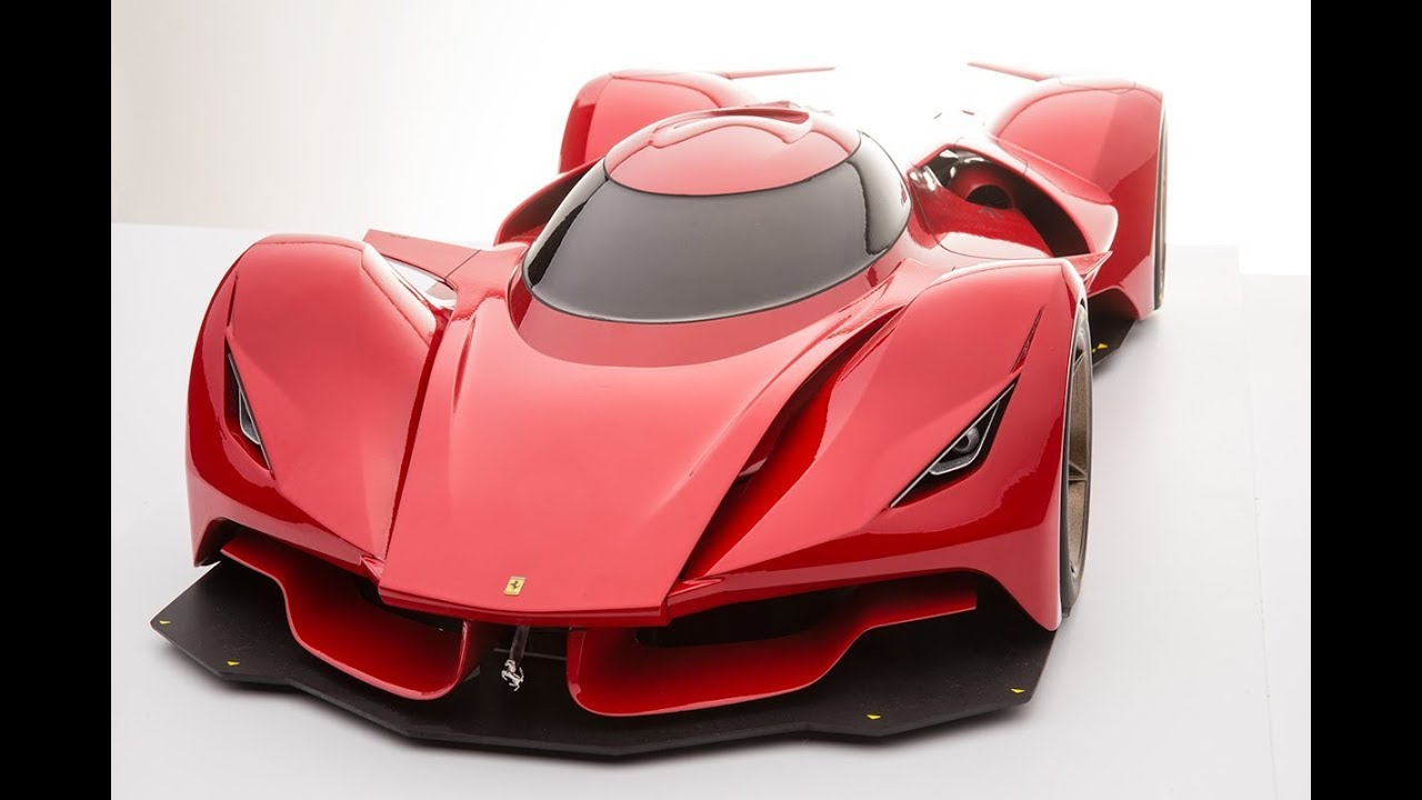 Ferrari All Concept Cars And Prototypes 2017 Youtube