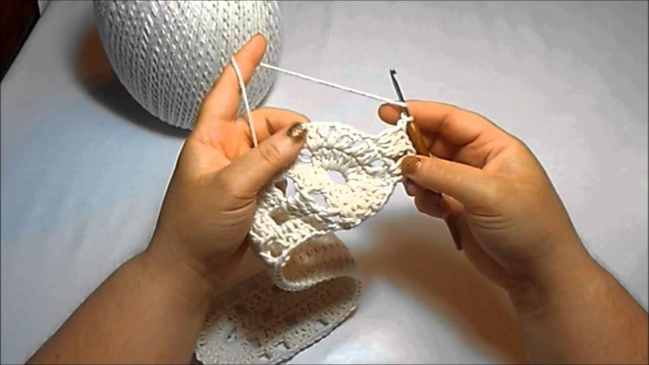 Tapete De Croch 234 Oval Em Barbante Parte 1 Crochet Rug