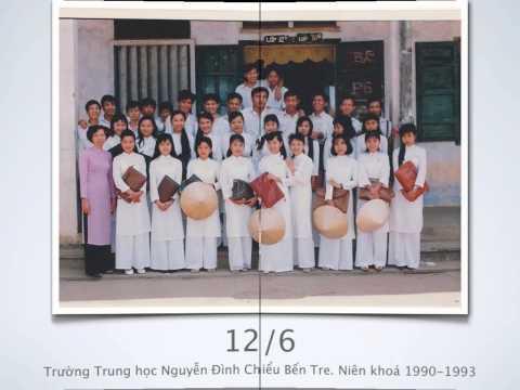 Cựu học sinh trường Nguyễn Đình Chiểu - Bến Tre