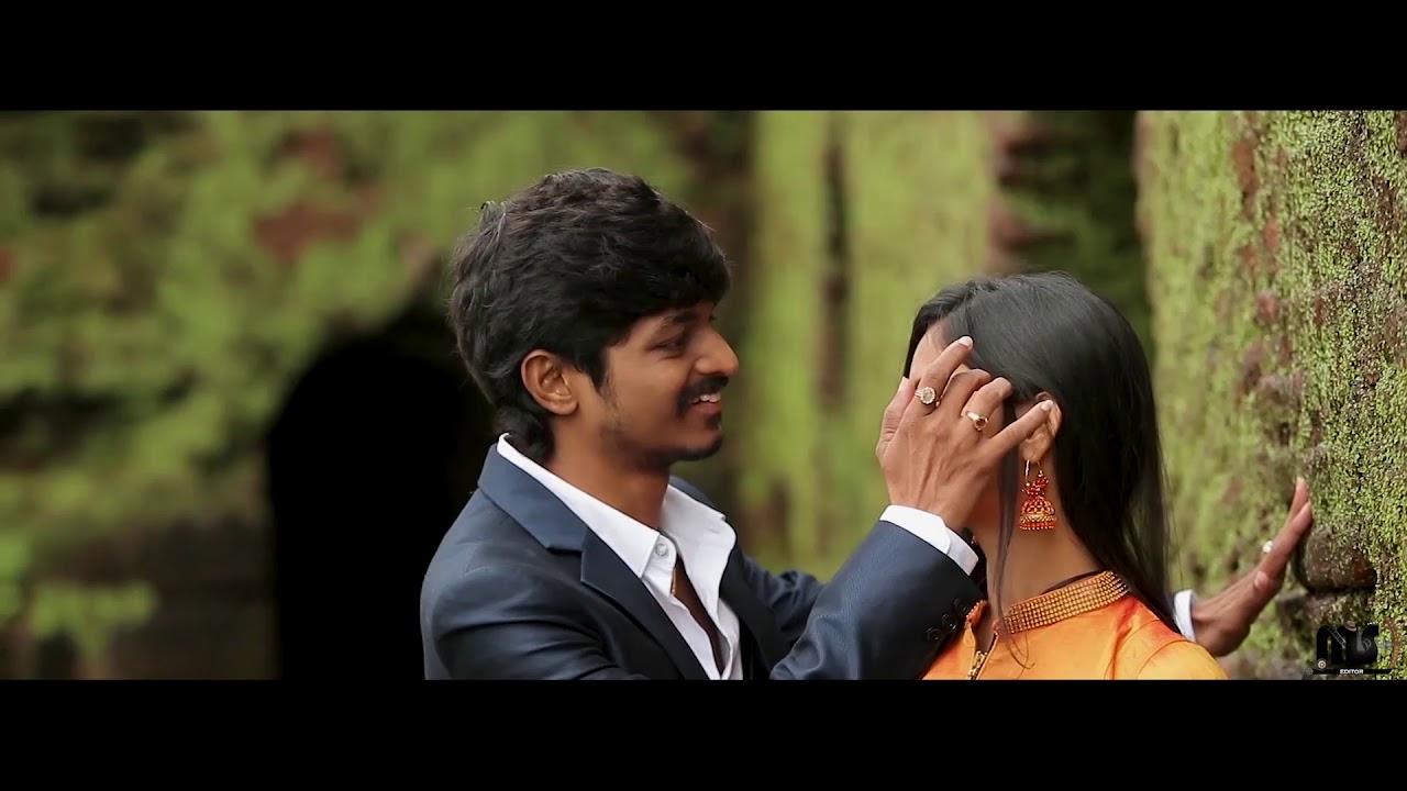 Sai srujan and ashwini pre wedding shoot at sakleshpura!