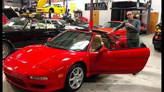 Acura NSX Buyer's Guİde | Adam Merlin