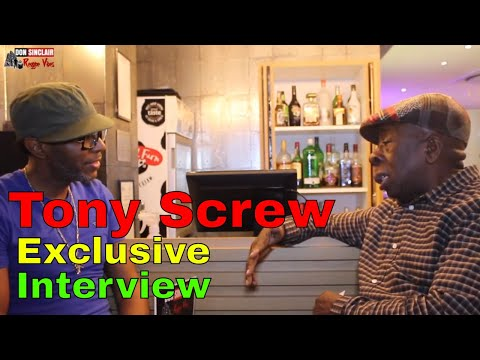 Legendary Tony Screw - Exclusive Interview 2018 [Downbeat The Ruler]