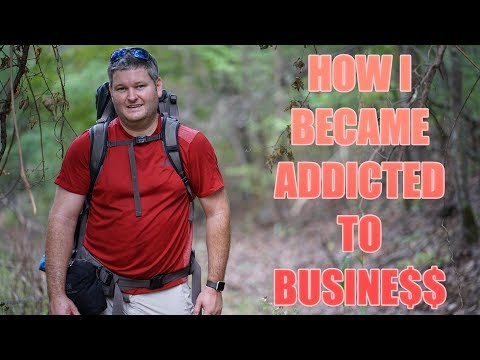 How I Became Addicted to the Business World