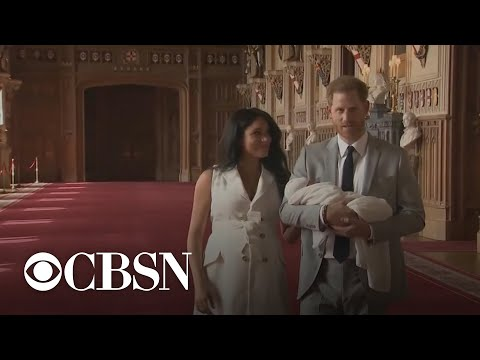 Prince Harry And Meghan Look To Leave Royal Family
