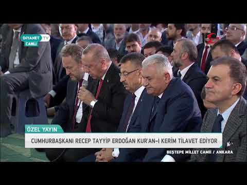 Cumhurbaşkanımız Recep Tayyip