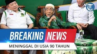 Mbah Moen Meninggal Dunia di Mekkah di Usia 90 Tahun