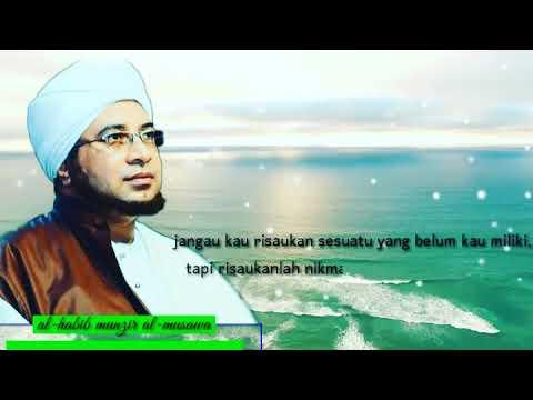 Kata Mutiara Habib Munzir Almusawa Youtube