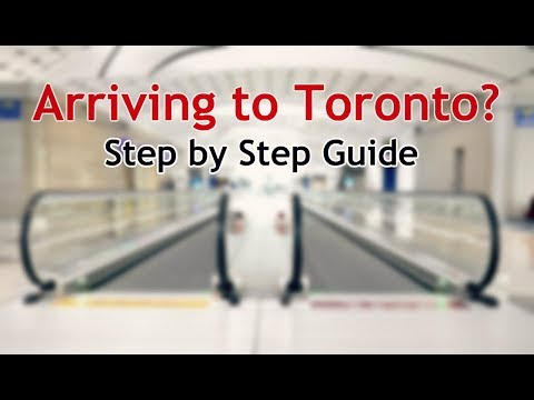 Arriving To Toronto Airport? (What To Know)