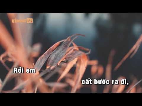 Hát Cho Người Ở Lại - Karaoke - Tone Nam
