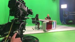 เบื้องหลังการถ่ายทำ รายการ ถามตรงๆ กับจอมขัวญ หลามเพ็ชร์ ช่องไทยรัฐทีวี 32